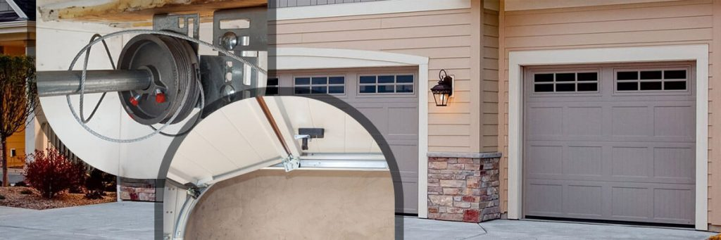 Garage Door Tracks Repair Woodbridge